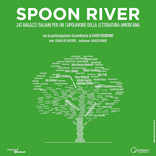 cover audiobook Spoon River